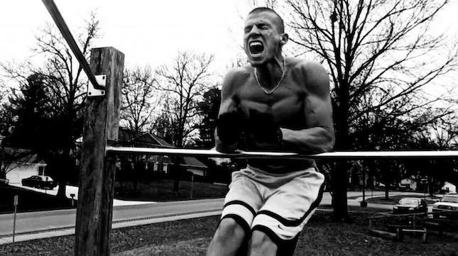 best bar workout training
