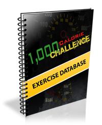 1000 calories easy!